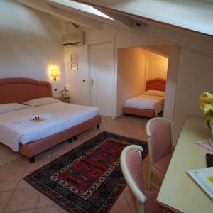 Mansarda Hotel Kursaal